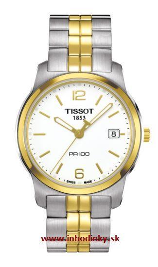 TISSOT T049.410.22.017.00 PR 100 QUARTZ GENT STEEL