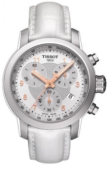 0f6e994225f Dámske hodinky TISSOT T055.217.16.032.01 PRC 200 CHRONO LADY + darček  zväčšiť obrázok