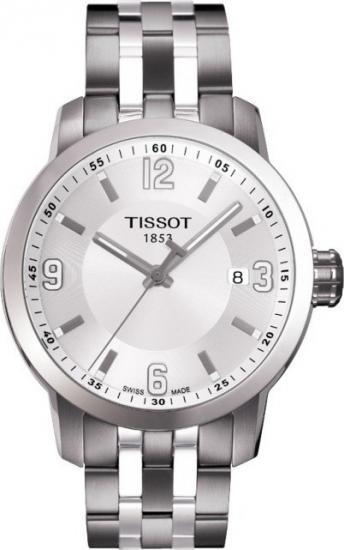 Pánske hodinky TISSOT PRC 200 T055.410.11.017.00 + darček na výber