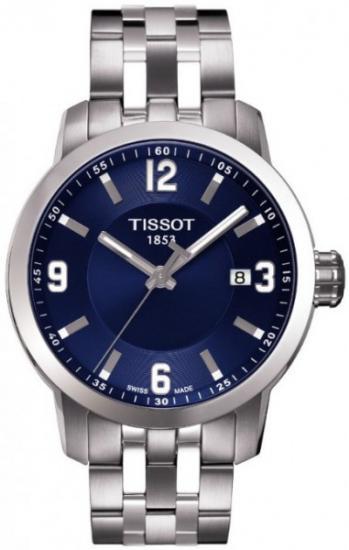 Pánske hodinky TISSOT T055.410.11.047.00 PRC 200 + darček na výber