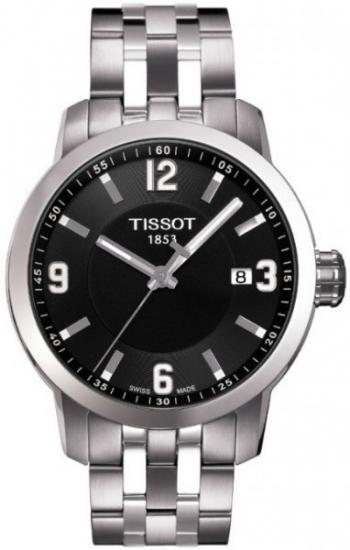 Pánske hodinky TISSOT T055.410.11.057.00 PRC 200 + darček na výber