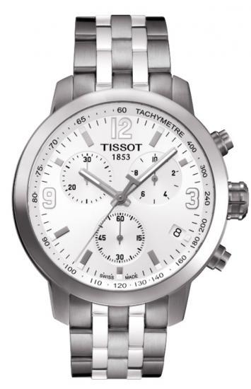 Pánske hodinky TISSOT PRC 200 T055.417.11.017.00 QUARTZ CHRONO + darček na výber