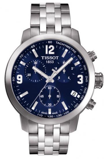 Pánske hodinky TISSOT PRC 200 T055.417.11.047.00 QUARTZ CHRONO + darček na výber
