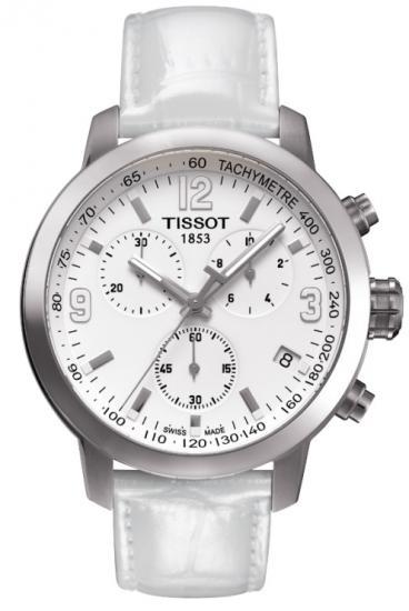 Pánske hodinky TISSOT T055.417.16.017.00 QUARTZ PRC 200 CHRONO + darček na  výber zväčšiť obrázok 7663ab3d2ed