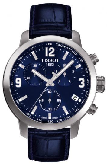 0257727731a Pánske hodinky TISSOT T055.417.16.047.00 PRC 200 QUARTZ CHRONO + darček na  výber zväčšiť obrázok