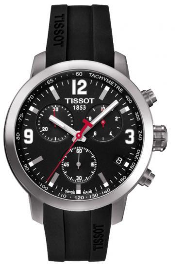 Pánske hodinky TISSOT T055.417.17.057.00 PRC 200 QUARTZ CHRONO zväčšiť  obrázok dcf75253991