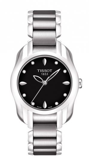 Dámske hodinky TISSOT T023.210.11.056.00 T-WAVE Diamonds + Darček na výber