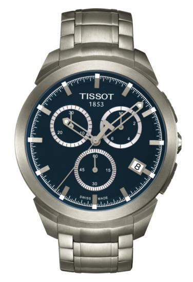 TISSOT T069.417.44.041.00 TITANIUM + Darček