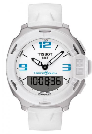Pánske hodinky TISSOT T081.420.17.017.01 T-RACE TOUCH + Darček na výber zväčšiť  obrázok 7cef36598be