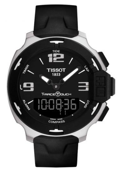 Pánske hodinky TISSOT T081.420.17.057.01 T-RACE TOUCH + Darček na výber