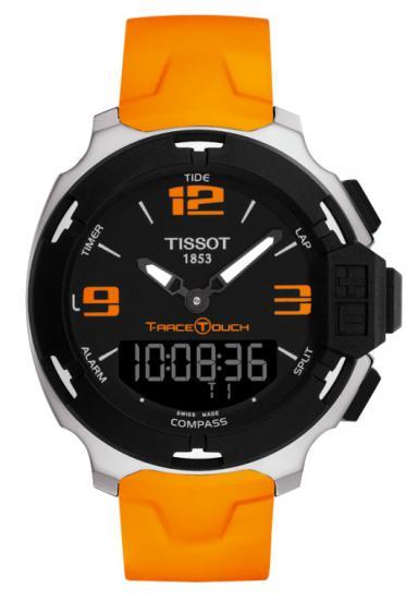 Pánske hodinky TISSOT T081.420.17.057.02 T-RACE TOUCH + Darček na výber