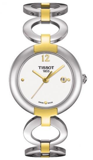 Dámske hodinky TISSOT T084.210.22.017.00 PINKY BY TISSOT + Darček na výber  zväčšiť obrázok ce441f236bd