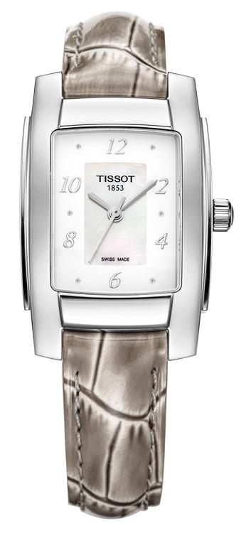 Dámske hodinky TISSOT T073.310.16.116.01 T10 Diamonds + darček na výber