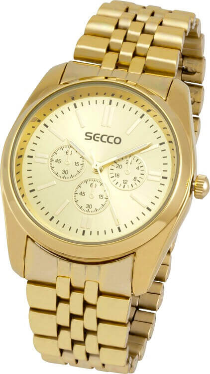 Unisexové hodinky SECCO S A5011 b78ec908f67