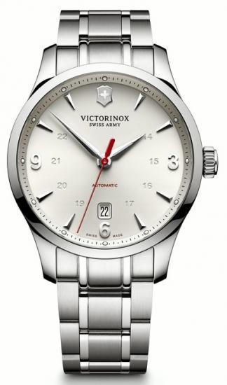 ad49b2fe7 Pánske hodinky VICTORINOX Swiss Army 241667 Alliance mechanical + darček na  výber zväčšiť obrázok