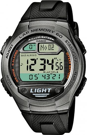 Digitálne hodinky W 734-1A CASIO zväčšiť obrázok 0ac1ef8bd29