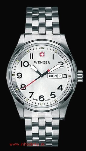 WENGER 72090-AeroGraph Day-Date