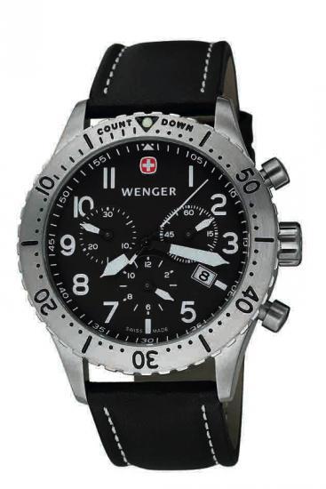 WENGER 77005-AeroGraph Countdown Chrono
